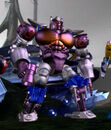BadSpark Optimus robot mode