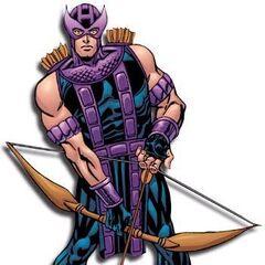 Arrowsman Hawkeye