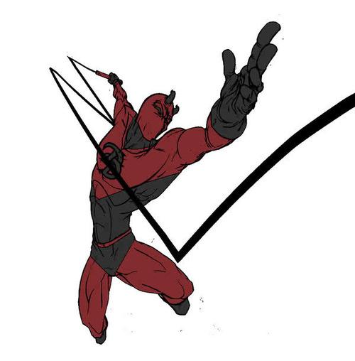 ninja daredevil comic book series idea wiki fandom