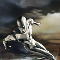 Autobot Silver Surfer