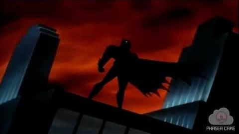Batman The Animated Series Theme Song Intro (720 HD)