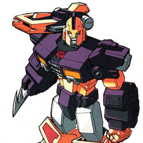 Wrecker Commander Impactor