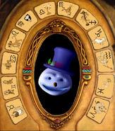 Magic Mirror (Holiday mode)