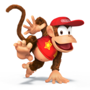 Diddy Kong (SSBWU)