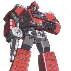 Autobot weapon Specialist Ironhide