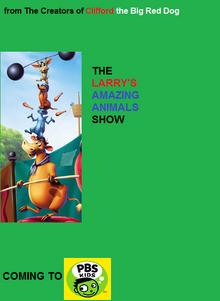 The Larry's Amazing Animals Show