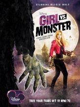 Girl Vs Monster cartelera