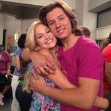 Olivia and Leo Howard