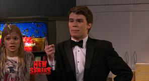 Garrett in a Suit