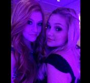 Olivia and Katherine @ coco jones sweet 16