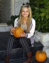 Olivia holt 2012 halloween photoshoot 1