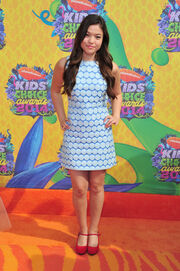 Piper Curda Nickelodeon 27th Annual Kids Choice NRYV9fmByadl