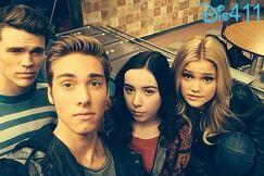 Sarah, Austin and Olivia