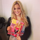 GL magazine Olivia holt