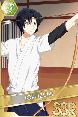Iori Izumi (Ainana Academy 3)