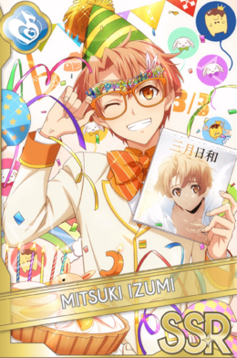 Mitsuki Izumi (Birthday Photobook 2)