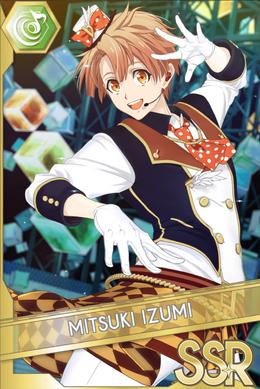 Mitsuki Izumi (Restart Pointer)