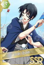 Iori Izumi (New Year)
