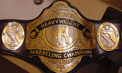 Florida Southern Heavyweight Championship