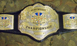 British Heavyweight Championship