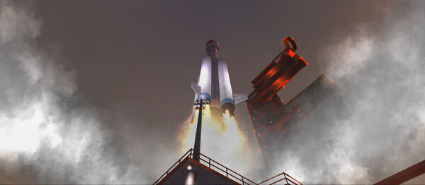 IGI 2 Rocket launch