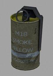 71 IGI2 Weapons Smoke grenade