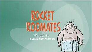 Rocket Roomates episode title card
