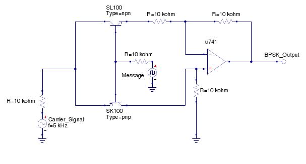 Signal blocker Harrison - signal blocker schematics mod