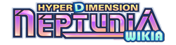 Neptunia Wiki-wordmark