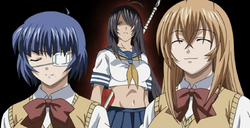 Kanu's reaction to Hakufu's and Ryomou's story