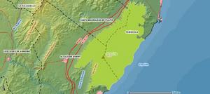 Mapa SerraIrta