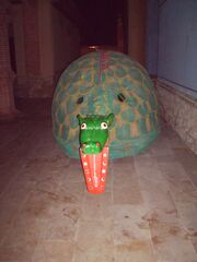 La cucafera de Tortosa