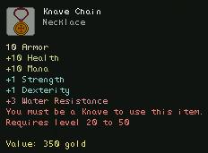 Knave Chain