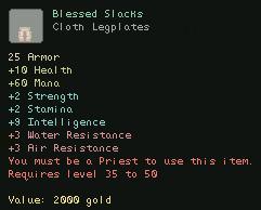 Blessed Slacks