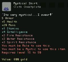 Mystical Shirt