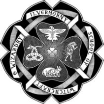 Ilvermorny Crest v2