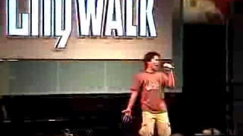 "WILL JAY 2007 Wins ""2007 Teen Talent Search"""