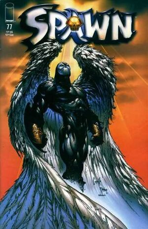 Cover for Spawn #77 (1998)