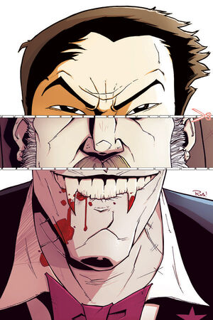Cover for Chew #34 (2013)