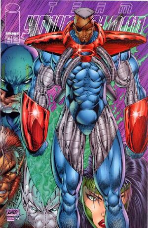 Cover for Team Youngblood #16 (1994)