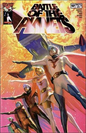 Cover for Battle of the Planets (2003)