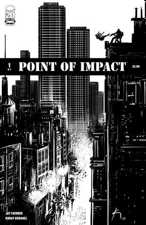 Cover for Point of Impact #1 (2012)