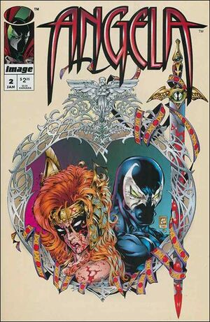 Cover for Angela #2 (1995)