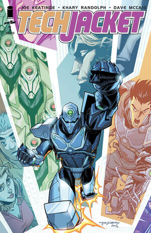 Cover for Tech Jacket #1 (2014)