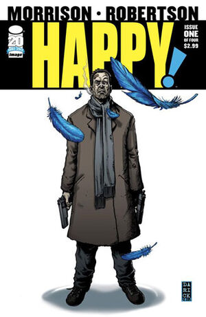 Cover for Happy! #1 (2012)
