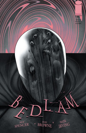 Cover for Bedlam #10 (2013)