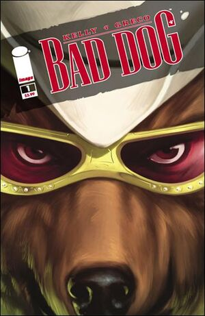 Cover for Bad Dog (2009)