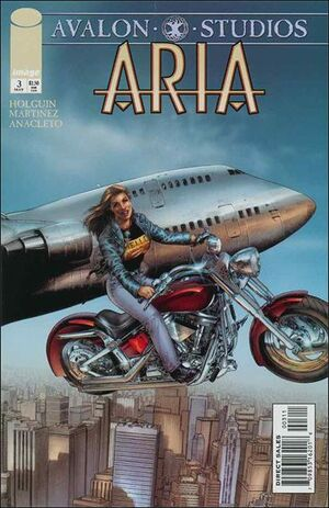 Cover for Aria #3 (1999)