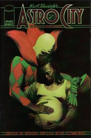 Cover for Astro City #12 (1997)