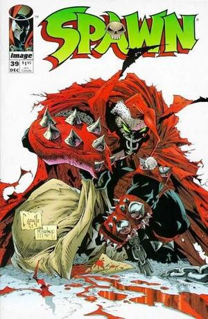 Cover for Spawn #39 (1995)